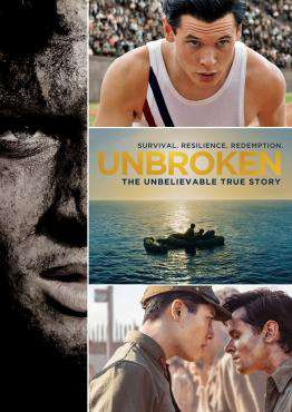 Unbroken, Movie on DVD, Drama Movies, War & Western Movies, ,  on DVD
