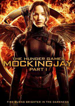 The Hunger Games: Mockingjay - Part 1, Movie on DVD, Action Movies, ,  on DVD