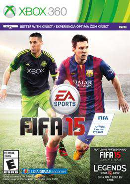 FIFA 15, Game on XBOX360, Sports Video Games, ,  on XBOX360