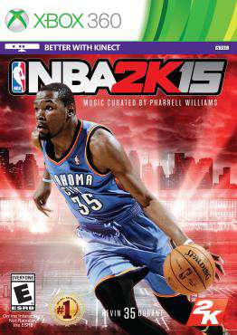 NBA 2K15, Game on XBOX360, Sports Video Games, ,  on XBOX360