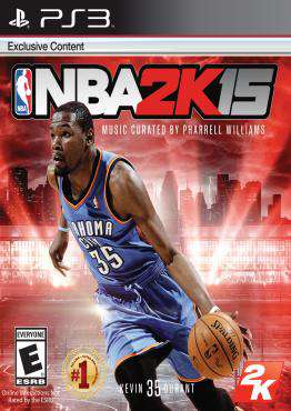 NBA 2K15, Game on PS3, Sports Video Games, ,  on PS3