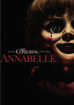 Annabelle, Movie on DVD, Horror Movies, ,  on DVD