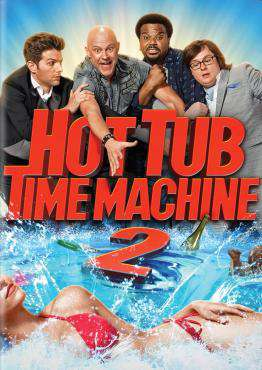 Hot Tub Time Machine 2, Movie on Blu-Ray, Comedy Movies, new movies, new movies on Blu-Ray