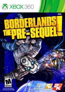 Borderlands: The Pre-Sequel!, Game on XBOX360, Shooter Video Games, ,  on XBOX360