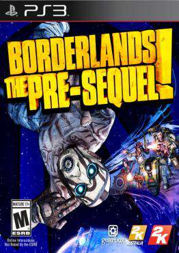 Borderlands: The Pre-Sequel!, Game on PS3, Shooter Video Games, ,  on PS3