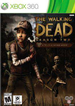 The Walking Dead: Season 2, Game on XBOX360, Action Video Games, ,  on XBOX360