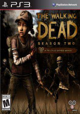 The Walking Dead: Season 2, Game on PS3, Action Video Games, ,  on PS3