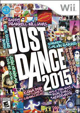 Just Dance 2015, Game on Wii, Music & Party Video Games, ,  on Wii