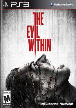 The Evil Within, Game on PS3, Action Video Games, ,  on PS3