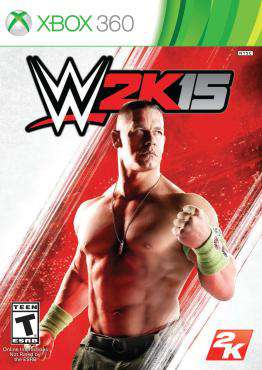 WWE 2K15, Game on XBOX360, Fighting Video Games, ,  on XBOX360
