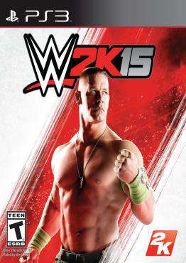 WWE 2K15, Game on PS3, Fighting Video Games, ,  on PS3
