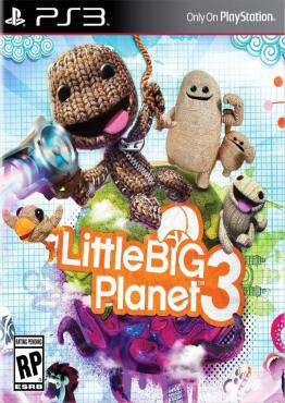 Little Big Planet 3, Game on PS3, Family Video Games, ,  on PS3