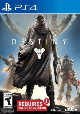 Destiny, Game on PS4, Shooter Video Games, ,  on PS4