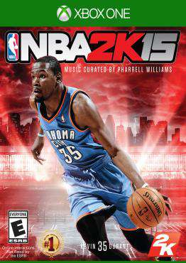 NBA 2K15 Xbox One, Game on XBOXONE, Sports Video Games, ,  on XBOXONE