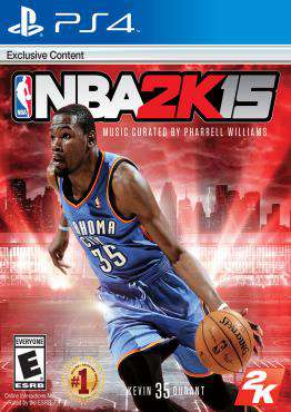 NBA 2K15, Game on PS4, Sports Video Games, ,  on PS4