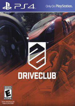 DriveClub, Game on PS4, Sports Video Games, ,  on PS4