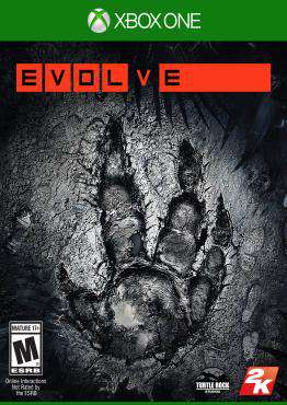 eVolve Xbox One, Game on XBOXONE, Shooter Video Games, ,  on XBOXONE