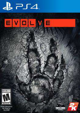 eVolve, Game on PS4, Shooter Video Games, ,  on PS4