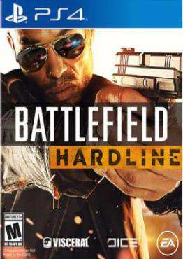 Battlefield Hardline, Game on PS4, Shooter Video Games, ,  on PS4
