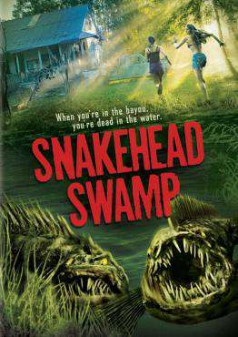 Snakehead Swamp, Movie on DVD, Action Movies, Sci-Fi & Fantasy Movies, ,  on DVD