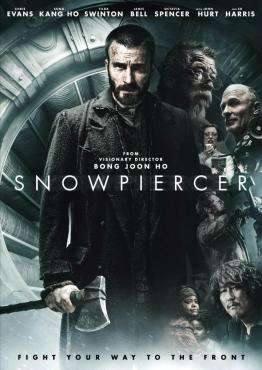 Snowpiercer, Movie on DVD, Action Movies, Sci-Fi & Fantasy Movies, ,  on DVD