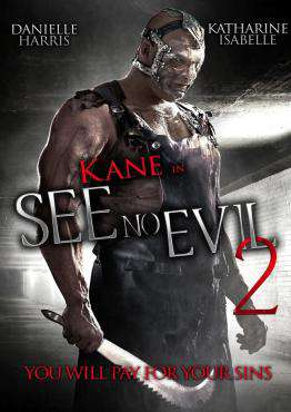See No Evil 2, Movie on DVD, Horror Movies, ,  on DVD
