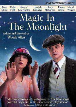Magic In The Moonlight, Movie on Blu-Ray, Drama Movies, new movies, new movies on Blu-Ray