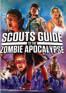Scouts Guide to the Zombie Apocalypse, Movie on Blu-Ray, Comedy Movies, Horror Movies, ,  on Blu-Ray