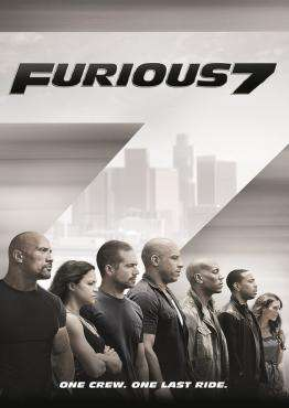 Fast & Furious 7, Movie on DVD, Action Movies, Adventure Movies, ,  on DVD