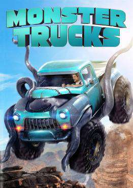 Monster Trucks, Movie on Blu-Ray, Family Movies, ,  on Blu-Ray