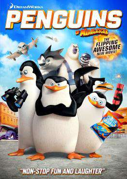 The Penguins of Madagascar, Movie on Blu-Ray, Family Movies, Kids Movies, Animation Movies, ,  on Blu-Ray