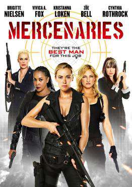 Mercenaries (2014), Movie on DVD, Action Movies, ,  on DVD