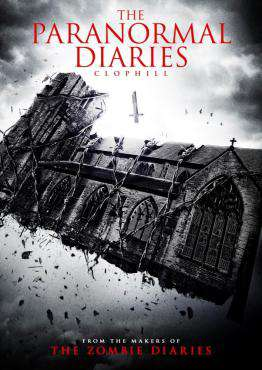 The Paranormal Diaries: Clophill, Movie on DVD, Horror Movies, ,  on DVD