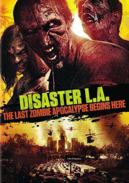 Disaster L.A., Movie on DVD, Horror Movies, new movies, new movies on DVD