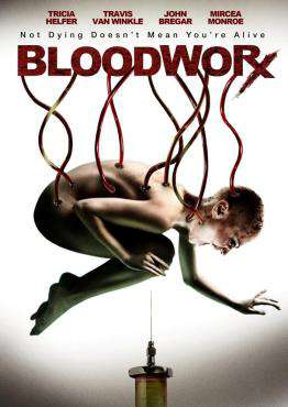 Bloodworx, Movie on DVD, Horror Movies, new movies, new movies on DVD