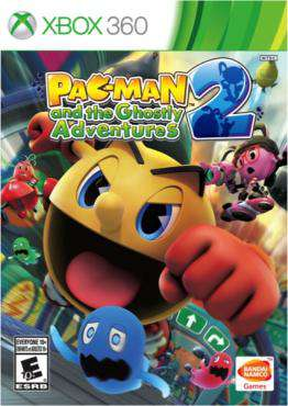 PAC-MAN and the Ghostly Adventures 2, Game on XBOX360, Family Games, ,  on XBOX360