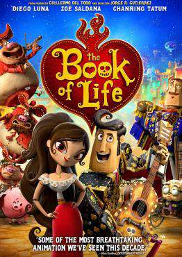 The Book Of Life, Movie on DVD, Comedy Movies, Family Movies, Adventure Movies, Animation Movies, ,  on DVD