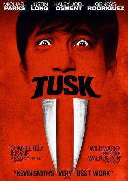 Tusk, Movie on Blu-Ray, Comedy Movies, Horror Movies, ,  on Blu-Ray