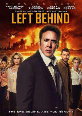Left Behind (2014), Movie on Blu-Ray, Drama Movies, Sci-Fi & Fantasy Movies, ,  on Blu-Ray
