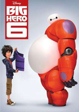 Big Hero 6, Movie on Blu-Ray, Family Movies, Adventure Movies, Animation Movies, Kids Movies, ,  on Blu-Ray
