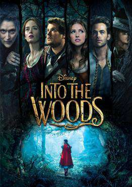 Into The Woods, Movie on DVD, Drama Movies, Sci-Fi & Fantasy Movies, ,  on DVD