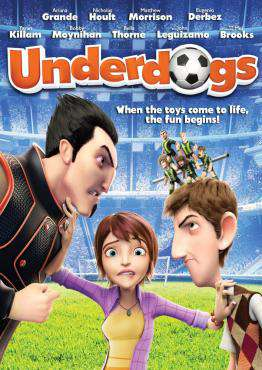 Underdogs (2015), Movie on DVD, Comedy Movies, movies coming soon, new movies in July