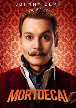 Mortdecai, Movie on Blu-Ray, Comedy Movies, ,  on Blu-Ray