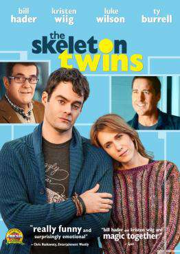 The Skeleton Twins, Movie on Blu-Ray, Drama Movies, new movies, new movies on Blu-Ray