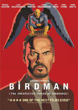 Birdman (2015 Best Picture Winner), Movie on DVD, Drama Movies, ,  on DVD