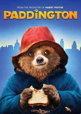 Paddington, Movie on Blu-Ray, Family Movies, new movies, new movies on Blu-Ray