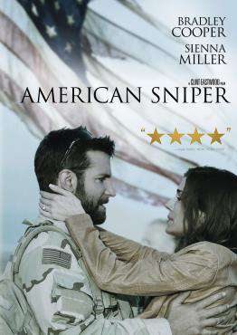 American Sniper, Movie on DVD, Action Movies, War & Western Movies, ,  on DVD