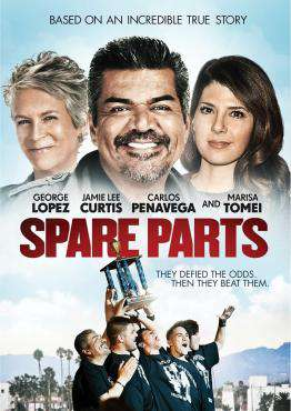 Spare Parts, Movie on DVD, Family Movies, ,  on DVD