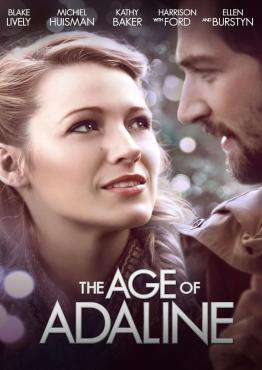 The Age Of Adaline, Movie on Blu-Ray, Drama Movies, Romance Movies, new movies, new movies on Blu-Ray