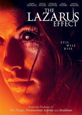 The Lazarus Effect, Movie on DVD, Horror Movies, ,  on DVD